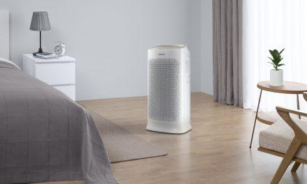 Nowy oczyszczacz powietrza od Samsung
