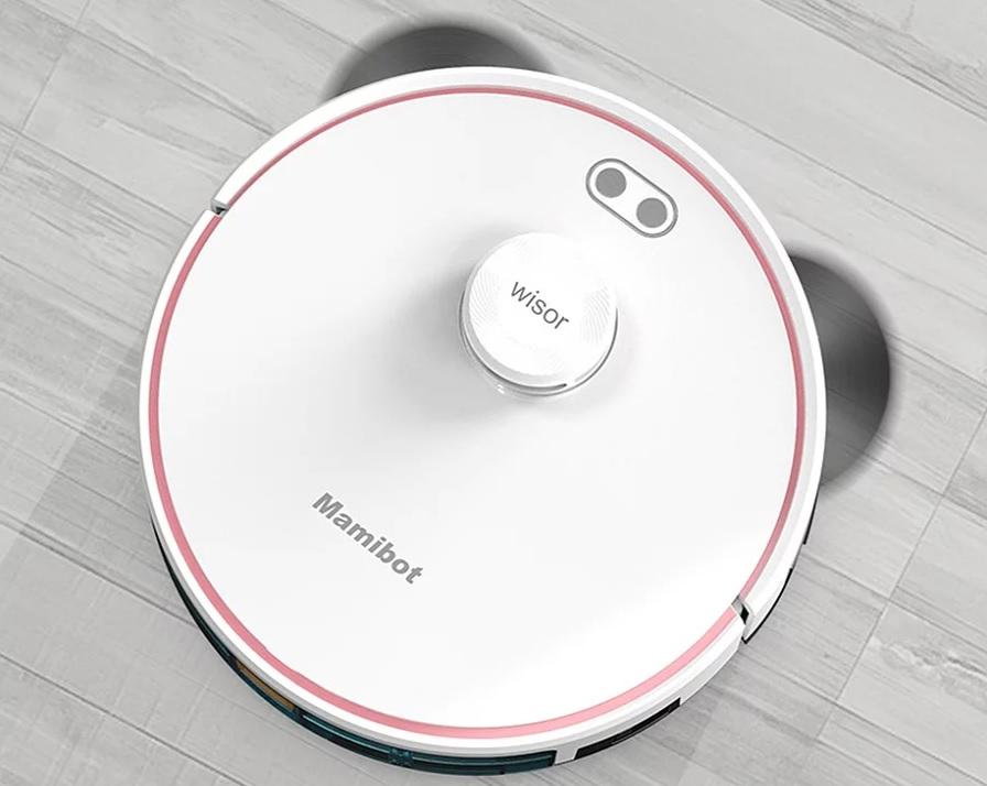 Odkurzacz mopujący Mamibot ExVac880S (biały)