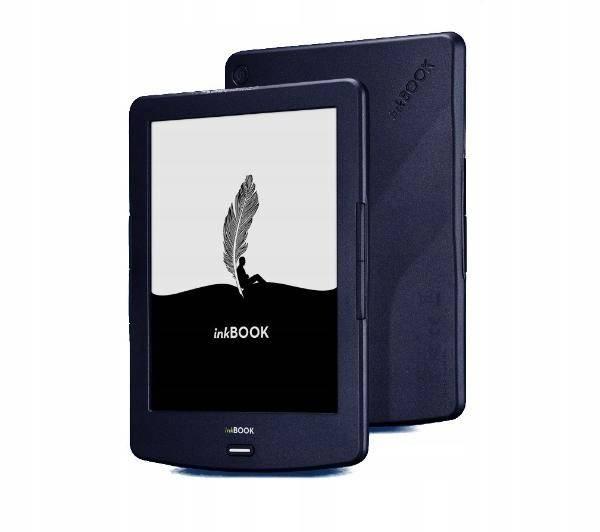 Obrazek ukazuje czytnik e-booków INKBOOK Lumos, który jest wspomniany w artykule.