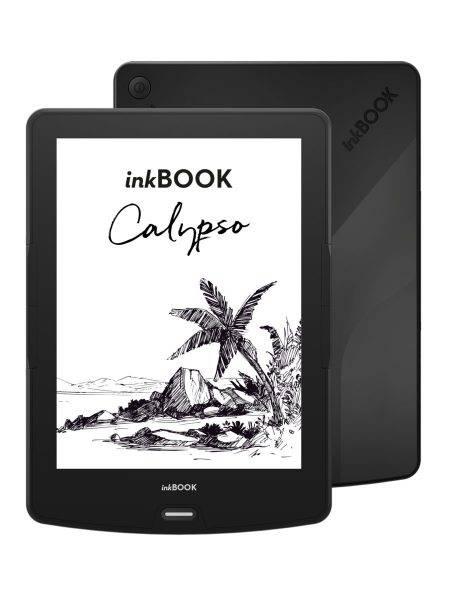 Obrazek ukazuje czytnik INKBOOK Calypso, który jest wspominany w artykule.
