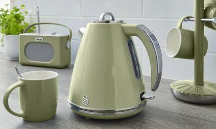 Najładniejsze czajniki elektryczne w stylu retro