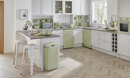 Retro AGD w kuchni – prezenty pod choinkę dla żony