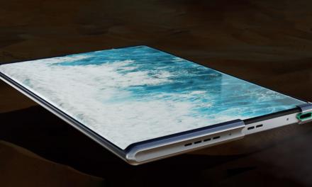 Koncepcja rozkładanego telefonu Oppo X 2021