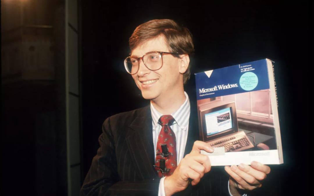 Windows kończy 35 lat. Jak zmienił się przez ten czas?