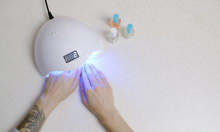 Lampa UV/LED do 100 zł