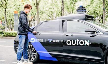 Robot-taxi już na chińskich drogach w Shenzen