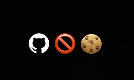 GitHub usuwa okienko o plikach cookies. Początek rewolucji?