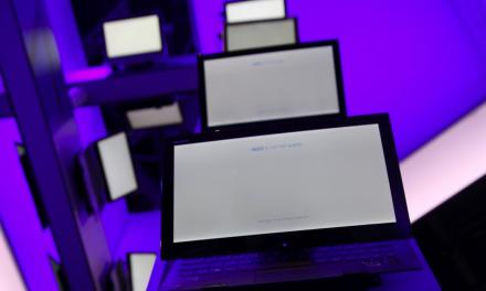 Rekordowa sprzedaż laptopów w pandemii