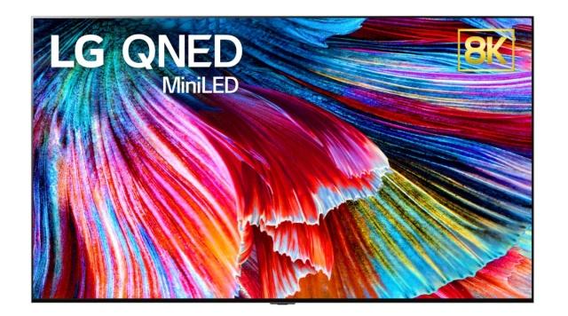 LG QNED mini-LED, czyli telewizory nowej generacji