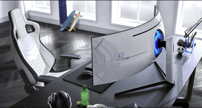 monitor-zakrzywiony 1000r jaki monitor wybrać