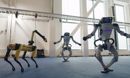 Roboty Boston Dynamics pokazują, że potrafią tańczyć