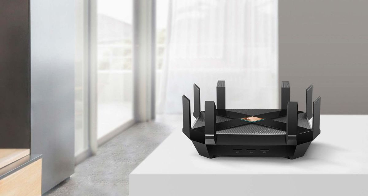 Najlepsze routery WiFi 6