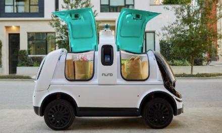 Samochody Nuro bez kierowcy dostarczą zamówienia