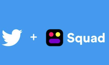 Twitter przejmuje Squad – aplikację do dzielenia się ekranem i komunikacji wideo