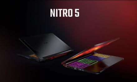 Acer Nitro 5 – laptopy dla graczy z niższą ceną