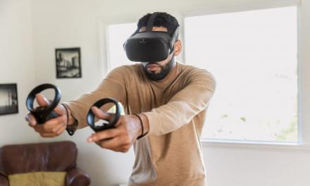 Gogle VR Apple'a zaoferują dwa ekrany 8K