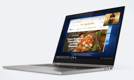 Lenovo ThinkPad X1 Titanium Yoga – najcieńszy ThinkPad w historii