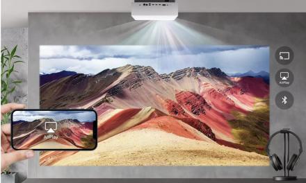 LG CineBeam 4K – projektor laserowy z oryginalną funkcją dostosowywania jasności