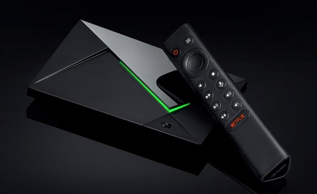 Nvidia Shiled TV teraz z obsługą kontrolerów PS5 i XSX