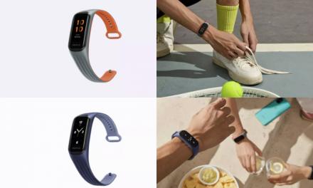 OnePlus Band już oficjalnie – niedroga opaska fitness
