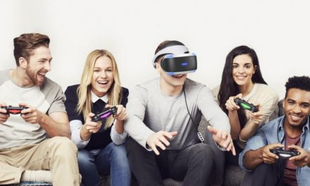Sony opatentowało kolejną technologię VR