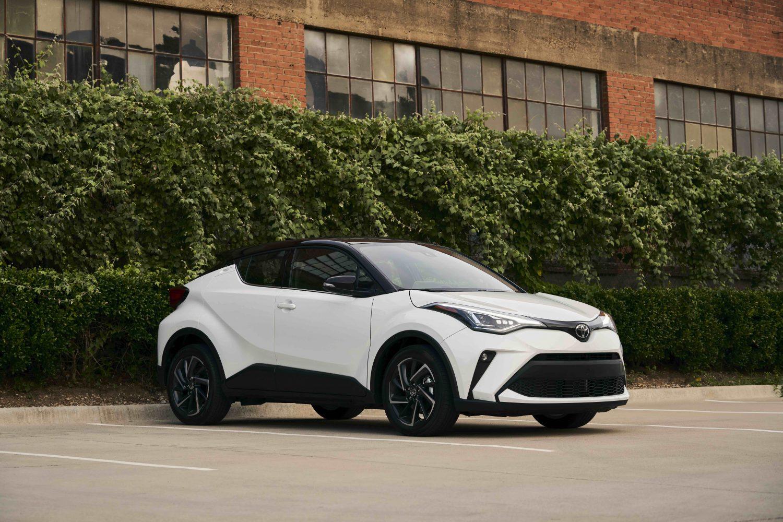 Crossover Toyota C-HR Hybrid