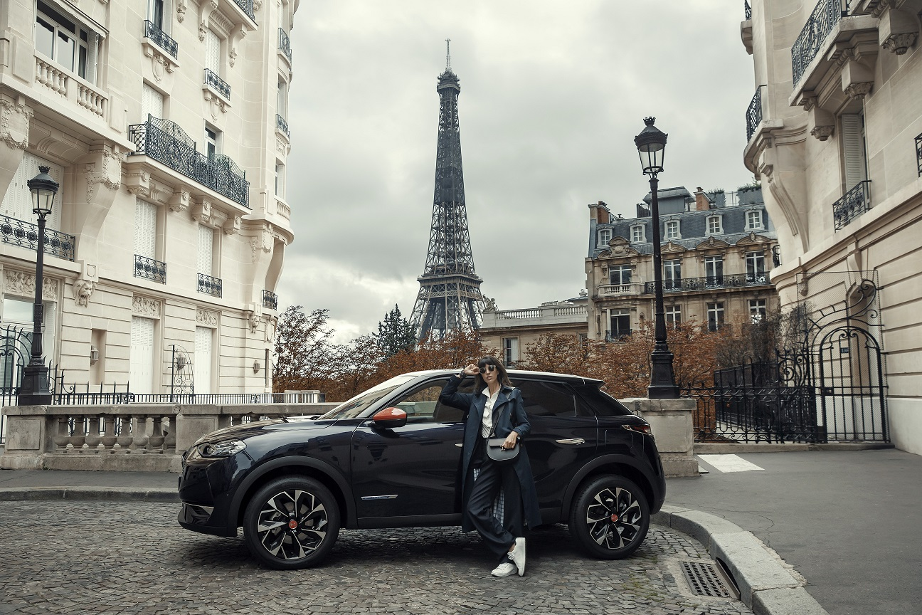 Crossover DS 3 Crossback