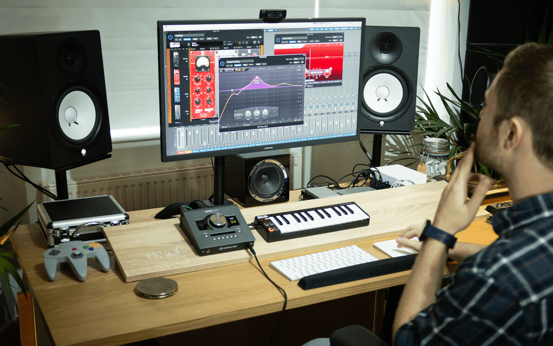 Jak wybrać program do tworzenia muzyki – ranking najlepszych DAW
