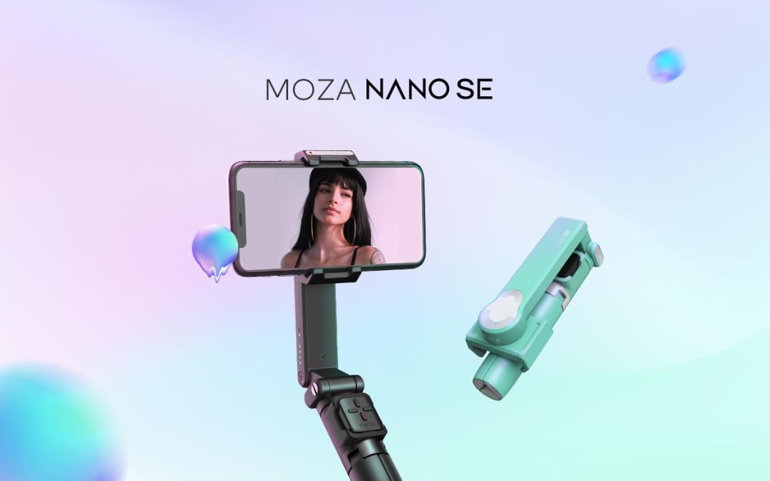 NANO SE – selfie stick inteligentniejszy niż kiedykolwiek