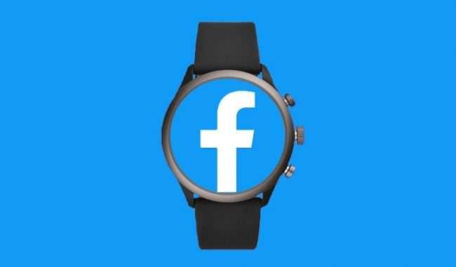 Facebook Smartwatch będzie miał odczepiany aparat