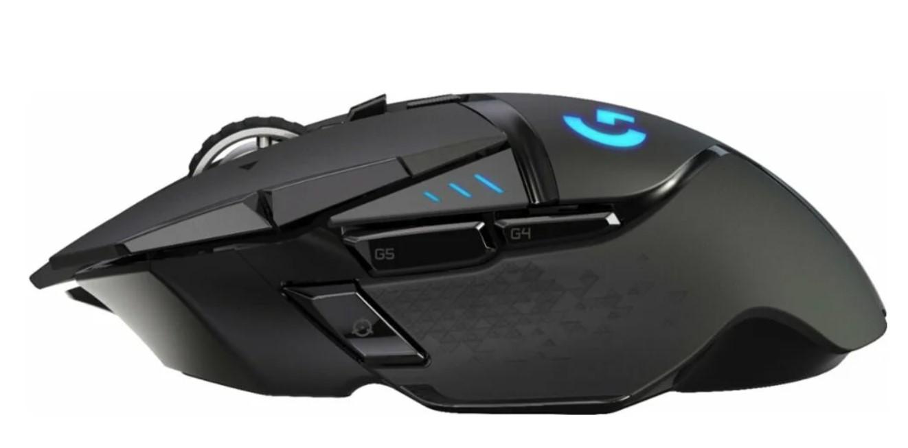 mysz gamingowa Logitech G502 Lightspeed