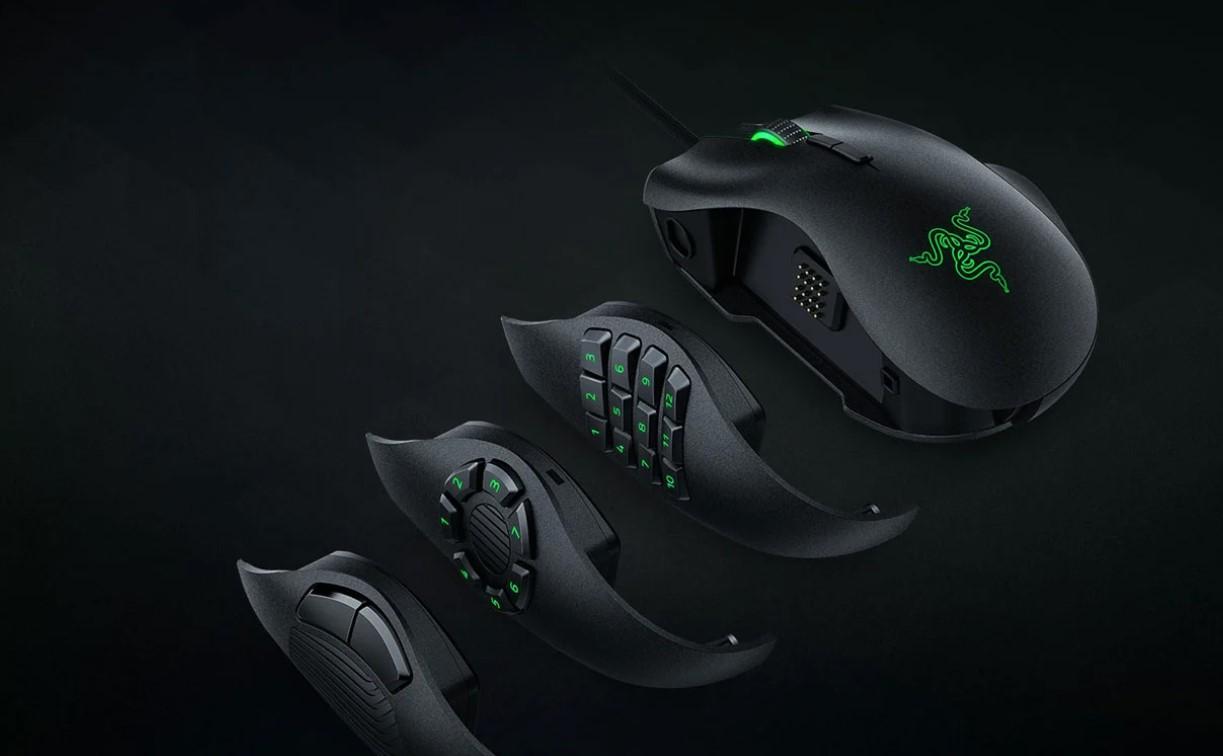 mysz gamingowa Razer Naga Trinity