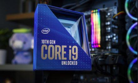 Jaką wydajność zapewniają nowe układy graficzne Intel UHD 750?