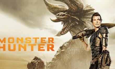 Co pobieramy z torrentów? Monster Hunter na 1 miejscu