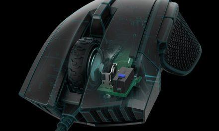 Mysz gamingowa – Razer, Logitech, SteelSeries, ranking