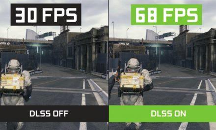 Nvidia zapewni dostęp do DLSS dla nowych gier