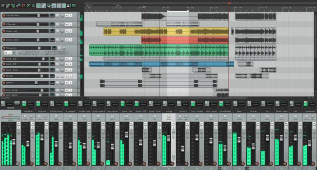 Program do tworzenia muzyki - Reaper