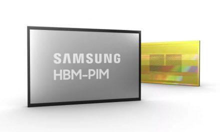 Samsung HBM2 – pamięć z wbudowanym procesorem