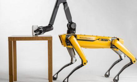 Robopies od Boston Dynamics zyskał nowe funkcje