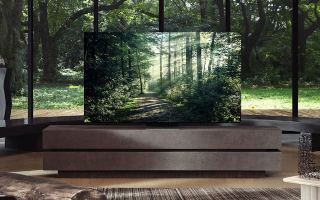 Telewizory Samsung Neo QLED 8K kosztują majątek
