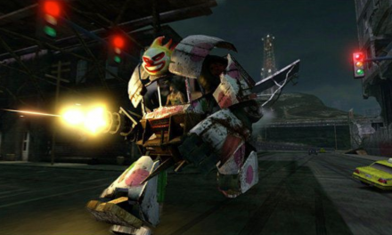Twisted Metal zamiast na Xbox 360 pojawi się jako seria TV