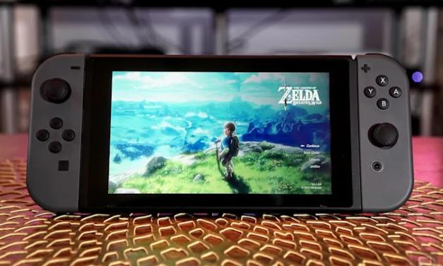 Nintendo Switch wykorzysta technologię Nvidia DLLS