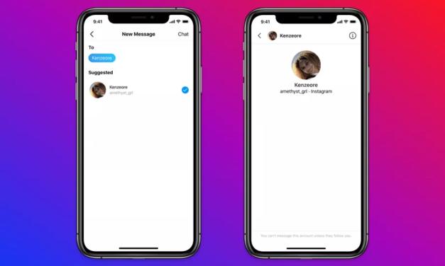 Instagram nie pozwoli dorosłym pisać do nastolatków