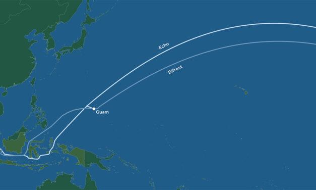 Facebook i Google połączą kablem Amerykę i Indonezję