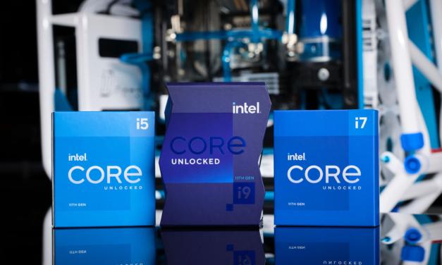 Intel Rocket Lake-S – znamy specyfikacje i ceny 11 generacji