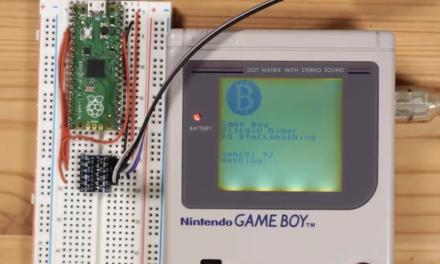 GameBoy jako koparka Bitcoina! Co prawda najwolniejsza na świecie