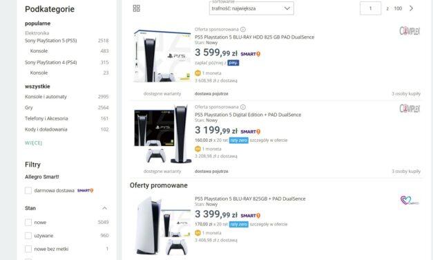 Gdzie kupić PS5? Czy coś się zmieniło?