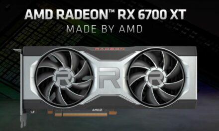 AMD Radeon RX 6700 XT już jest. W sprzedaży od 18 marca
