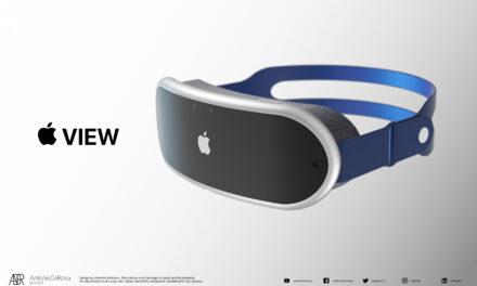 Gogle VR od Apple będą ważyły mniej niż nowy iPhone!