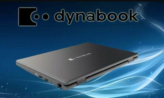 Dynabook wprowadza świetnego laptopa dla studentów